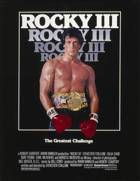 Rocky Iii 1982 Full Movie Summer Of 82 Rocky Iii