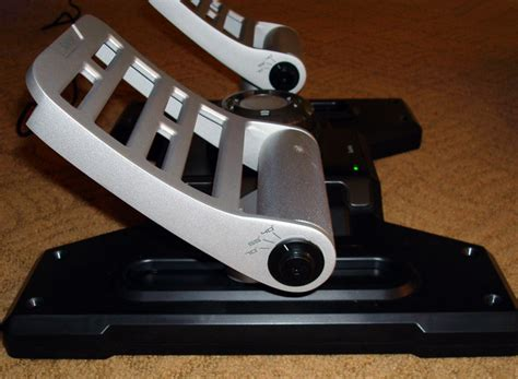 Diskon Pro Flight Combat Rudder Pedals ces 2011 for simmers page 2 simhq