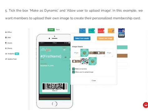 E Membership Card Template by How To Create Digital Membership Cards For Mobile Wallet