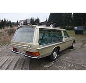 1972 Mercedes Benz 250 Funeral Coach Hearse W115 For Sale
