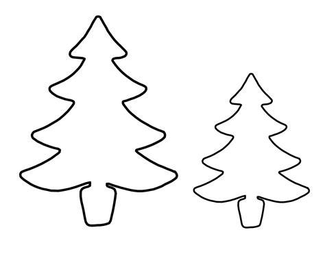 шаблон елки 3d Tree Template Free