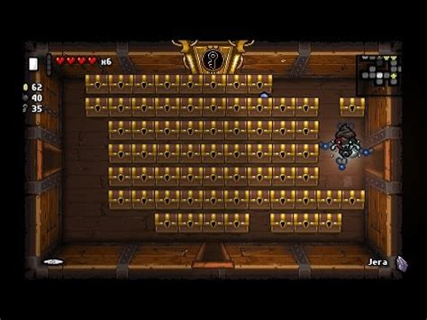 room isaac binding of isaac rebirth the chest 64 chest one room