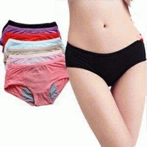 Celana Dalam Wanita Anti Bocor Anti Tembus Untuk Menstruasi menstrual period celana dalam menstruasi anti