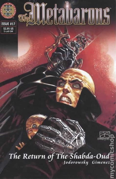 metabaron the book metabarons 2000 comic books