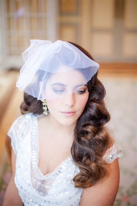 Vintage Wedding Hair And Makeup by Vintage Glamorous And Wedding Hair And Makeup