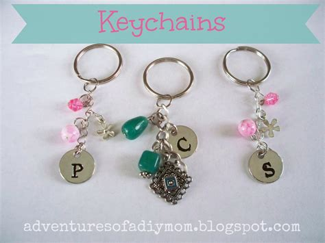 how to make keychains with image gallery keychains
