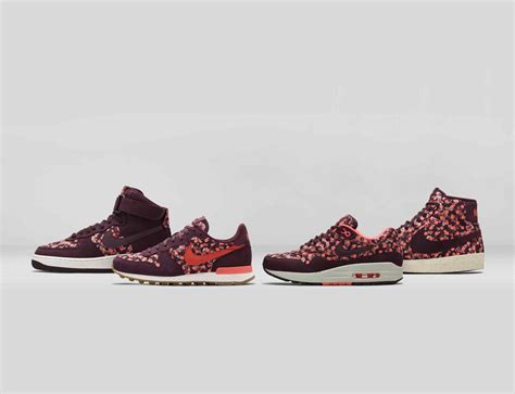 Nike X Liberty nike x liberty 2014 collection nike news