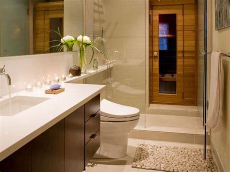 Neutral Colored Bathrooms by Modern Bathroom Photos Hgtv