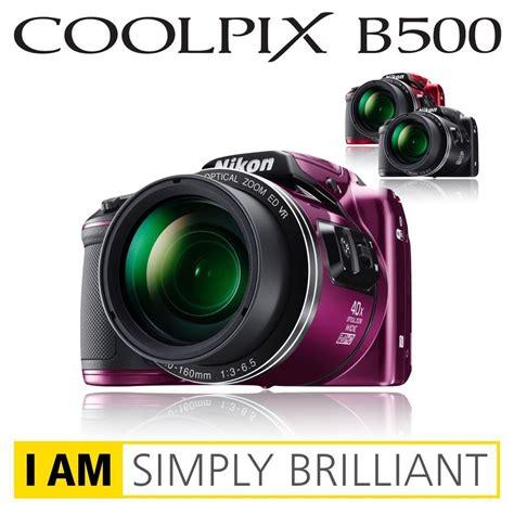 Kamera Nikon B500 nikon coolpix b500 kamera pflaume de kamera