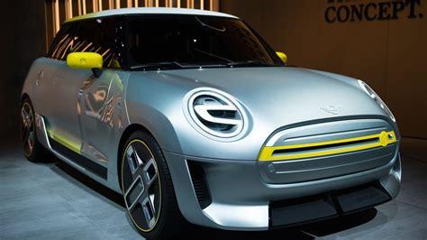 mini electric concept top speed