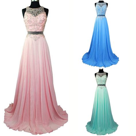 chagne color prom dress pink bridesmaid dresses with