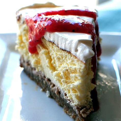 alton brown cheesecake recipe thebakedbeen sour cream cheesecake