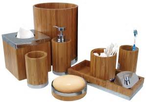 Bathroom Sets Nu Steel Ageless Collection Bathroom Accessories Set 8pc