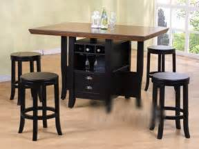 Kitchen Tables With Storage Kitchen Counter Height Kitchen Tables With Storage