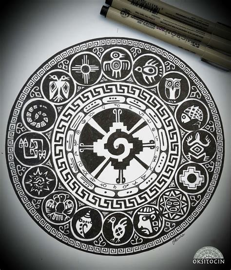 inca tattoo designs meanings inca symbols mandala by oksana stepanova on