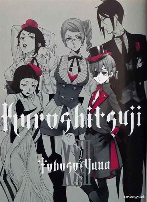 Komik Anime Black Butler Kuroshitsuji Vol 16 752 best images about black butler on black