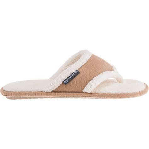magellan slippers magellan footwear s basic slippers academy