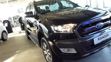ford ranger 2017 interior 2017 ford ranger 4x4 wildtrak exterior interior 3 2