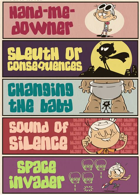 house episodes loud house episodes image mag