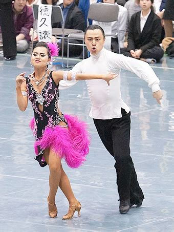 swing dance tokyo okuno and shiraishi win all japan collegiate dancesport