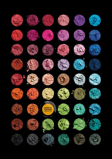 artist shadow make up for ever sephora color takes the starring role with make up for ever artist