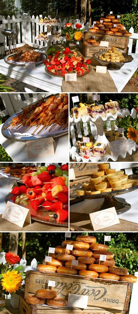 the 25 best brunch buffet ideas on pinterest brunch