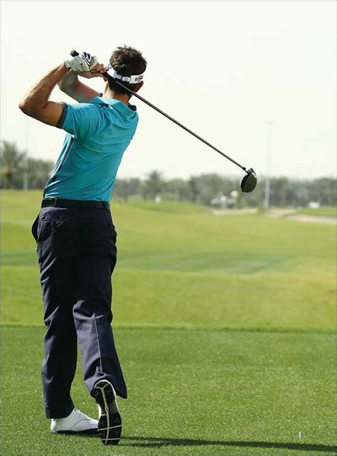 Golf Swing Tips April 2013