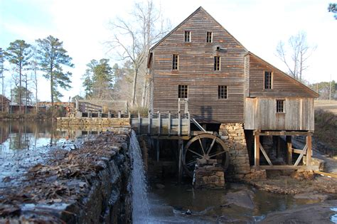 do you how to build a grist mill like our forefathers