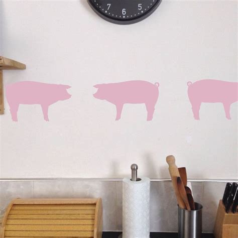1000 ideas about pig kitchen decor on pig