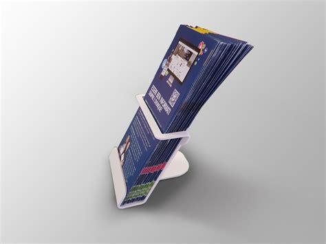 portabrochure da tavolo portabrochure da tavolo arredamenti metallici e