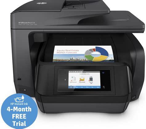 Printer All In One Wireless hp officejet pro 8728 all in one wireless inkjet printer
