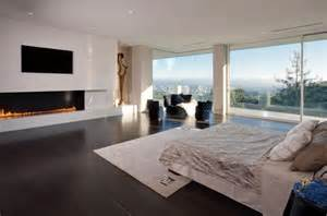 world of architecture large modern home with lovely city views bel air los angeles