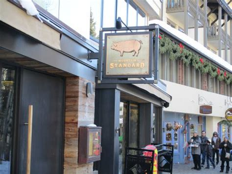 vail ale house mountain standard for 30 please picture of mountain standard vail tripadvisor