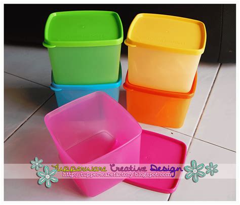 Tupperware Medium Square tupperware creative design tupperware 11 february 30