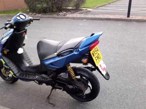 Suzuki Katana 50cc 2004 Suzuki Ay 50 Katana Ay50 Lc Wk4 Scooter New Mot Gc