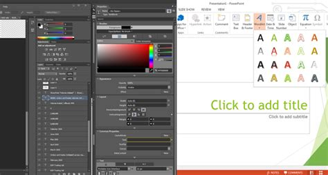 powerpoint tutorial photoshop could you use powerpoint over photoshop for effective design