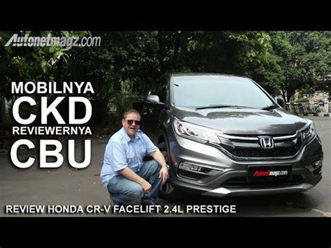 Honda Crv 2 0 L At Mt 2017 mobil honda cr v all new c rv 2 0 m t facelift bekas tahun