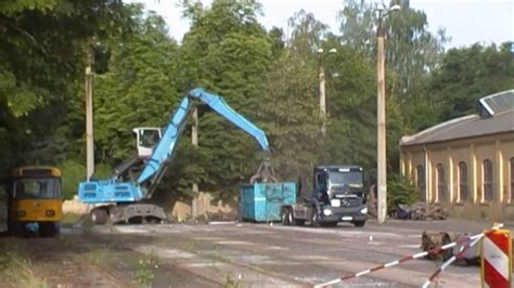 Auto Verschrotten Leipzig verschrottung ausrangierte tatras in leipzig leutzsch