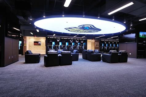jacksonville room jacksonville jaguars locker and room renovations turner construction company