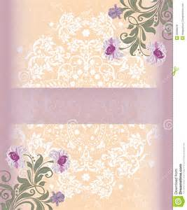 royalty free templates floral greeting card template royalty free stock photos