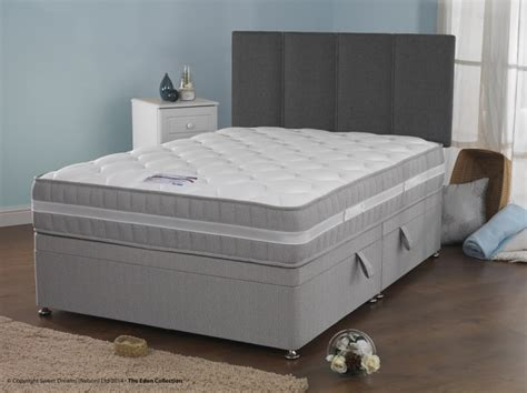 Sleepzone Mattress Reviews by Sweet Dreams Chamber 4ft6 Sleepzone Divan Bed By