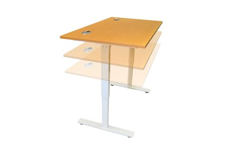 best height adjustable desk height adjustable round classroom table beech top
