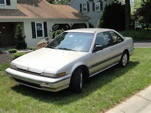 sell used 1988 honda accord lxi coupe 2 door 2 0l in