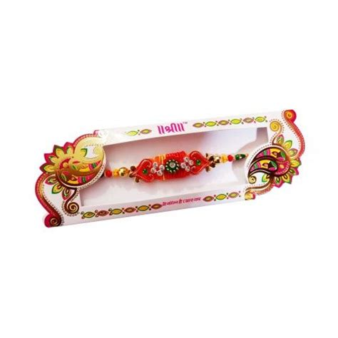Beautiful Handmade Rakhi - 17 best ideas about handmade rakhi designs on