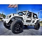100  Silver Jeep Lifted Helo Wheel Chrome And Black
