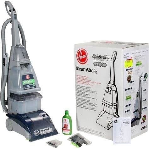 hoover rug cleaners hoover f5914 900 steamvac steam carpet cleaner steamer w cleaner surge ebay