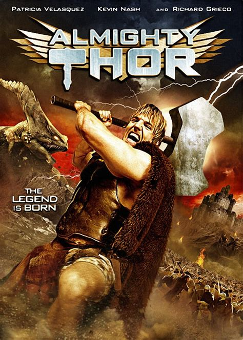 Film Almighty Thor | the b flick chick movie review 108 the almighty thor