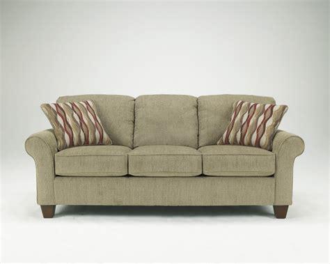 ashley furniture settee ashley furniture signature design newton pebble sofa