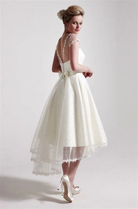 Wedding Dresses Ky by Tea Length Wedding Dresses For Classic Style Modwedding