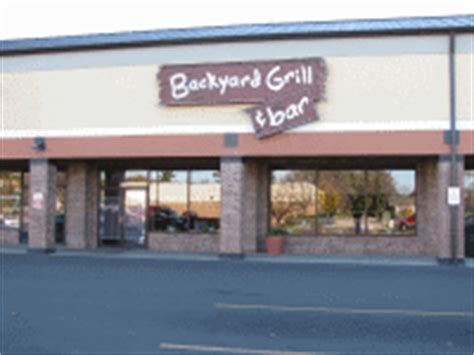 backyard grill and bar loves park il loves park illinois backyard grill and bar backyard